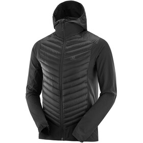 Salomon Haloes Down Hybrid Hood Men black